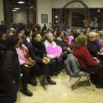 PHOTOS: Feb. 14/17 Flashmob & Dinner to Honour Lives of Missing & Murdered Women